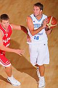 DESCRIZIONE : Bormio Torneo Internazionale Maschile Diego Gianatti Italia Polonia <br /> GIOCATORE : Daniele Cavaliero <br /> SQUADRA : Nazionale Italia Uomini Italy <br /> EVENTO : Raduno Collegiale Nazionale Maschile <br /> GARA : Italia Polonia Italy Poland <br /> DATA : 31/07/2008 <br /> CATEGORIA : Passaggio <br /> SPORT : Pallacanestro <br /> AUTORE : Agenzia Ciamillo-Castoria/S.Silvestri <br /> Galleria : Fip Nazionali 2008 <br /> Fotonotizia : Bormio Torneo Internazionale Maschile Diego Gianatti Italia Polonia <br /> Predefinita :