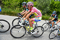 Contador Alberto - Tinkoff Saxo - 14.05.2015 - Etape 6 - Tour d'Italie - Montecatini Terme / Castiglione della Pescaia<br />