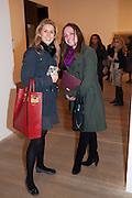 VERENA BUTT; DANI BURROWES, Yayoi Kusama opening. Tate Modern. London. 7 February 2012
