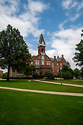 Image of Drake University, a mid-sized private university in Des Moines, Iowa, USA.