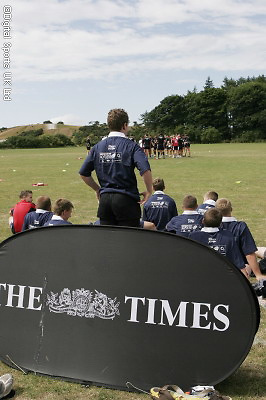 Premier Rugby Camp at ITC Catterick