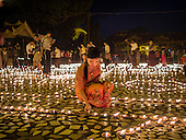 Myanmar's Thadingyut Festival