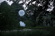 Flying Garden by Tomas Saraceno, Reconstruction