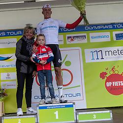 20-10-2019: Wielrennen: OlympiaTour: Tiel <br />Jongerenklassemement Sander DePestel