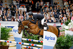Alvarez Aznar Eduardo, ESP, Rokfeller de Pleville Bois Margot<br /> Jumping Final Round 2<br /> Longines FEI World Cup Finals Jumping Gothenburg 2019