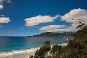 Adventure Bay, Bruny Island, Tasmania. on Bruny Island in southeastern Tasmania. Discovered in 1773 by Tobias Furneaux, it was named after his ship, HMS Adventure. James Cook explored the region in 1777, as did William Bligh in 1788 and 1792, though the aborigines were here - calling the island Alonnah Lunawanna long before Abel Tasman turned up in 1642.