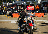 Bike week Laconia Weirs Beach / Laconia Fest.   Karen Bobotas for the Laconia Daily Sun