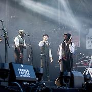 concert de faada freddy aux francolies de La Rochelle 2015