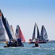 Départ de la Transat Jacques Vabre- Le Havre - 2015/10/26