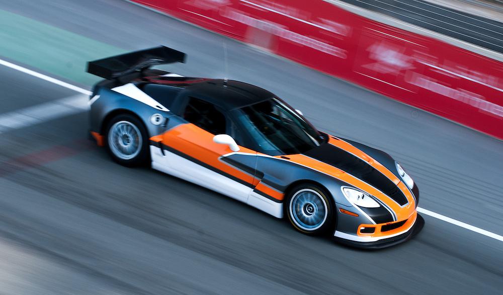Corvette Z06 on Track | Khaled Termanini Photography