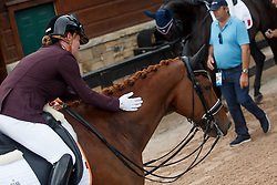 Voets Sanne, NED, Demantur<br /> World Equestrian Games - Tryon 2018<br /> © Hippo Foto - Sharon Vandeput<br /> 18/09/2018