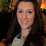 NLD/Amsterdam/20110124 - Josh V VIP Launch Modefabriek RAI, Danielle van Aalderen