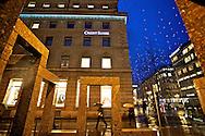 Credit Suisse head office i nZurich, Switzerland.