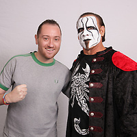WRESTLING, STARS OF THE SQUARED CIRCLE, STING, WWE, TNA, GAIL KIM