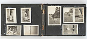 USA photo album summer vacation ca 1930s