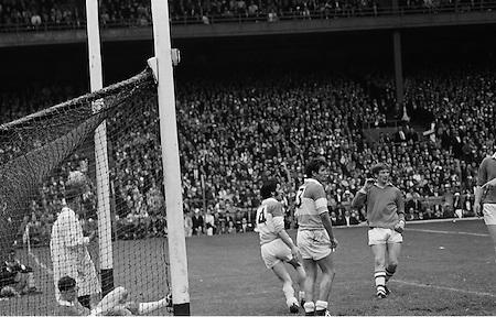 22.08.1971 Football All Ireland Semi Final Cork Vs Offaly..Offaly.1-16 .Cork.1-11.