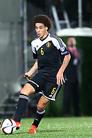 Axel Witsel of Belgium during the UEFA European Championship 2016 qualifying Group B football match between Andorra and Belgium on October 10, 2015 at The Estadi Nacional in Andorra la Vella, Andorra. <br /> Photo Manuel Blondeau/AOP Press/DPPI
