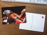 graphics - c de la b - postcards
