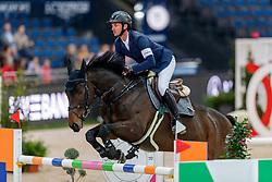 Guerdat Steve, SUI, Venard de Cerisy<br /> Stuttgart - German Masters 2019<br /> © Hippo Foto - Stefan Lafrentz<br /> 14/11/2019