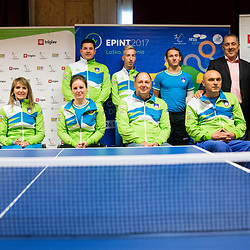 20170919: SLO, Disabled sports - Press conference of Team Slovenia for EPINT 2017 in Lasko