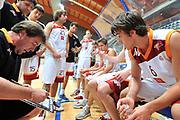 DESCRIZIONE : Cividale del Friuli Udine Finali Giovanili Nazionali Under 19 Virtus Roma Treviso<br /> GIOCATORE : Massimo Prosperi <br /> SQUADRA : Virtus Roma<br /> EVENTO : Finali Giovanili Nazionali Under 19<br /> GARA : Virtus Roma Treviso<br /> DATA : 31/05/2011<br /> CATEGORIA : Coach, Time Out<br /> SPORT : Pallacanestro<br /> AUTORE : Agenzia Ciamillo-Castoria/S.Ferraro<br /> Galleria : Lega Basket A 2010-2011<br /> Fotonotizia : Cividale del Friuli Udine Finali Giovanili Nazionali Under 19 Virtus Roma Treviso<br /> Predefinita :