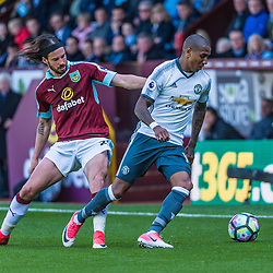 Burnley v Manchester United | Premier League | 23 April 2017