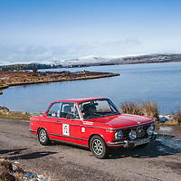 Car 72 Richard Boughton / Sue Boughton BMW 2002tii