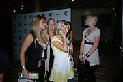 Cast change for Wicked. Apollo Victoria theatre. After party at Park Plaza Victoria. 12 April 2007.  -DO NOT ARCHIVE-© Copyright Photograph by Dafydd Jones. 248 Clapham Rd. London SW9 0PZ. Tel 0207 820 0771. www.dafjones.com.