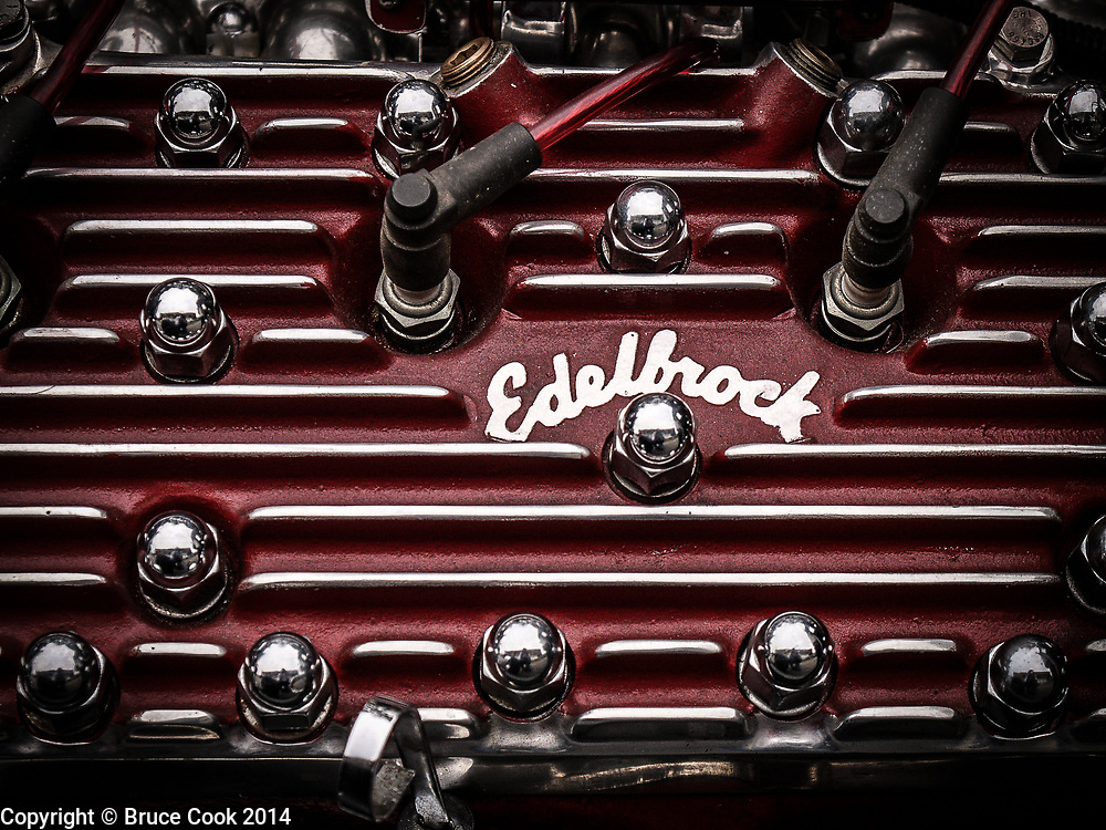 Edelbrock engine