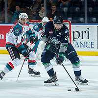 010518 Seattle Thunderbirds at Kelowna Rockets
