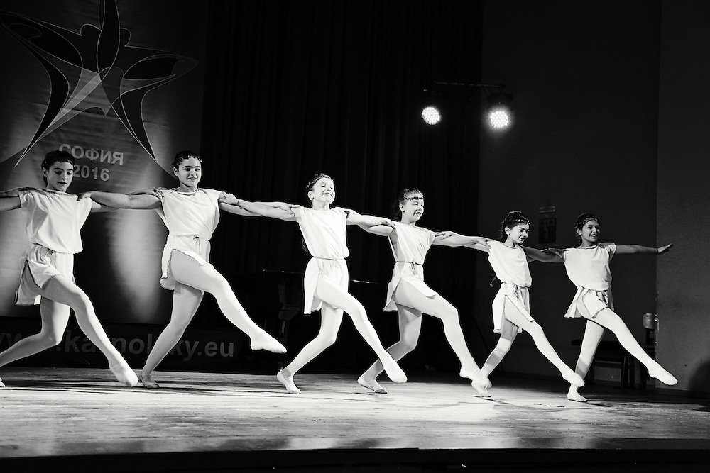 Танци деца София