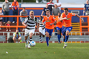 Forest Green Rovers Marcus Kelly (10) runs forward during the Vanarama National League match between Braintree Town and Forest Green Rovers at the Amlin Stadium, Braintree, United Kingdom on 24 September 2016. Photo by Shane Healey.