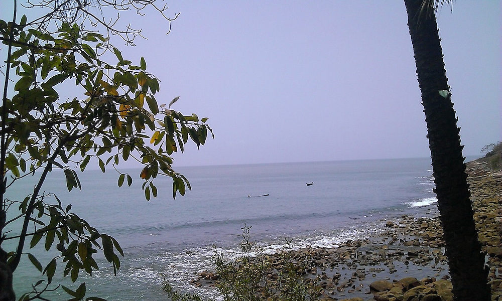 natural beauty of treasure island