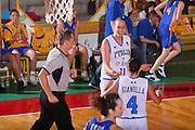 DESCRIZIONE : Schio Qualificazione Eurobasket Women 2009 Italia Bosnia <br /> GIOCATORE : Kathrin Ress <br /> SQUADRA : Nazionale Italia Donne <br /> EVENTO : Raduno Collegiale Nazionale Femminile <br /> GARA : Italia Bosnia Italy Bosnia <br /> DATA : 06/09/2008 <br /> CATEGORIA : Esultanza <br /> SPORT : Pallacanestro <br /> AUTORE : Agenzia Ciamillo-Castoria/S.Silvestri <br /> Galleria : Fip Nazionali 2008 <br /> Fotonotizia : Schio Qualificazione Eurobasket Women 2009 Italia Bosnia <br /> Predefinita :