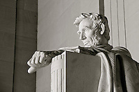 Lincoln Memorial Sculpture