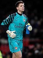 Goalkeeper Wojciech Szczesny of Arsenal