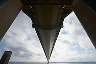 Humber bridge from below ..., Travel, lifestyle