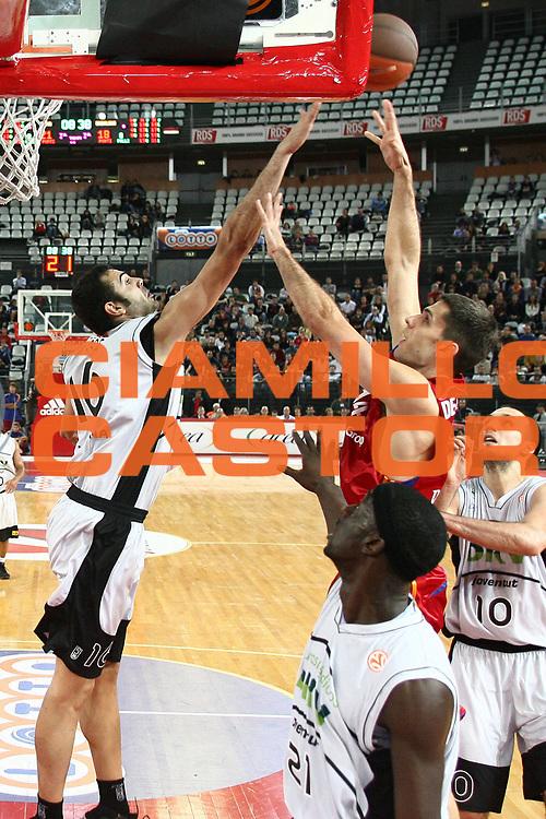 DESCRIZIONE : Roma Eurolega 2008-09 Lottomatica Virtus Roma DKV Joventut Badalona<br /> GIOCATORE : Rodrigo De La Fuente<br /> SQUADRA : Lottomatica Virtus Roma<br /> EVENTO : Eurolega 2008-2009<br /> GARA : Lottomatica Virtus Roma DKV Joventut Badalona<br /> DATA : 30/10/2008 <br /> CATEGORIA : tiro<br /> SPORT : Pallacanestro <br /> AUTORE : Agenzia Ciamillo-Castoria/E.Castoria