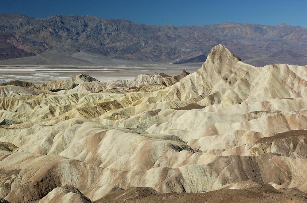 Zabriskie Point, Death Valley National Park, California, United States of America