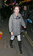 07.NOVEMBER.2012. LONDON<br /> <br /> ANNA FRIEL LEAVING THE VAUDEVILLE THEATRE AFTER PERFORMING IN UNCLE VANYA.<br /> <br /> BYLINE: EDBIMAGEARCHIVE.CO.UK<br /> <br /> *THIS IMAGE IS STRICTLY FOR UK NEWSPAPERS AND MAGAZINES ONLY*<br /> *FOR WORLD WIDE SALES AND WEB USE PLEASE CONTACT EDBIMAGEARCHIVE - 0208 954 5968*