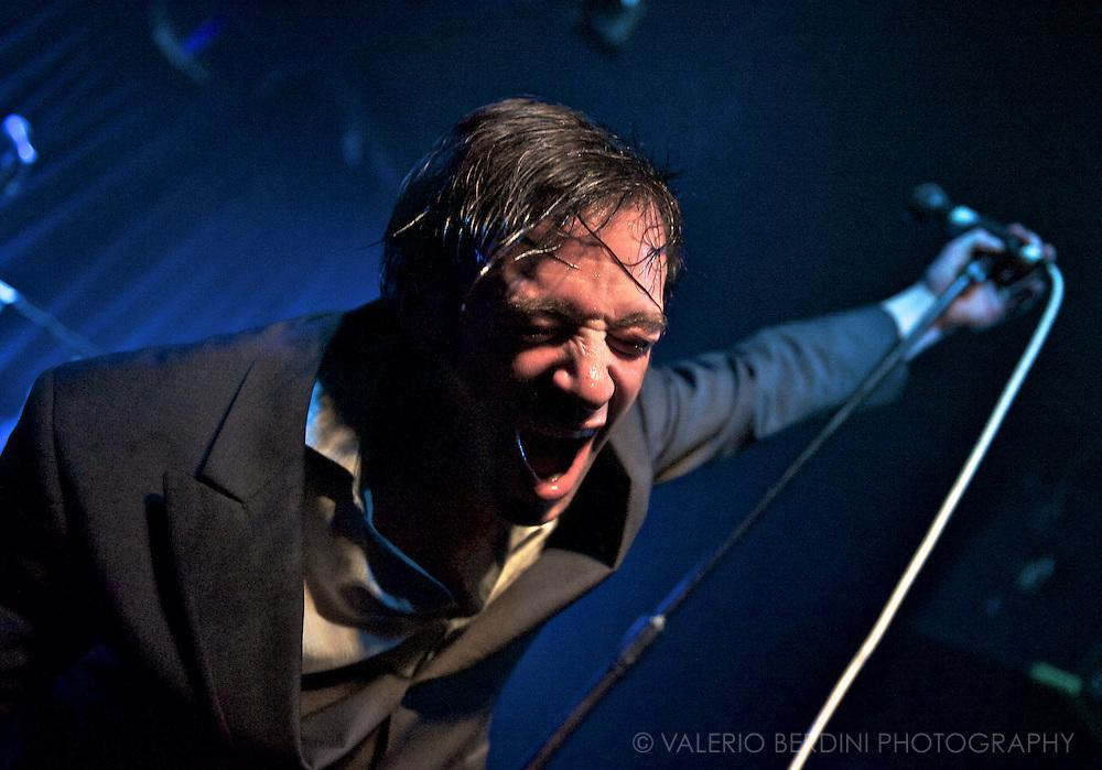 Charlie Finke - The Cesarians .The Lexington .London - 22/06/2011
