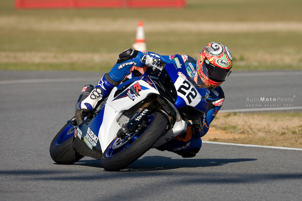 Round 1 of the 2006 AMA Superbike Championship at Daytona International Speedway, March 7-10 2007<br /> <br /> ::Images shown are not post processed <br /> <br /> ::Contact me for the full size file and required file format (tif/jpeg/psd etc) <br /> <br /> ::For anything other than editorial usage, releases are the responsibility of the end user and documentation/proof will be required prior to file delivery.