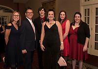 Napoli Awards dinner at Church Landing.  ©2019 Karen Bobotas Photographer