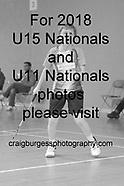 U15 Nationals 2018