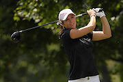 Tamara Campbell in action at the U.S. Women's Amateur at Crooked Stick Golf Club on Aug. 7, 2007 in Carmel, Ind.    ...©2007 Scott A. Miller