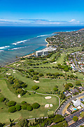 Waialae Golf Course, Honolulu, Oahu, Hawaii