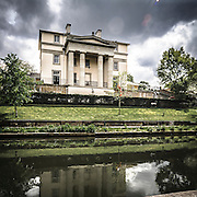 "Villa ""Palladiana"" sul Regent's Canal"