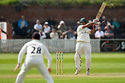Brett D'Oliveira of Worcestershire batting during the Specsavers County Champ Div 1 match between Somerset County Cricket Club and Worcestershire County Cricket Club at the Cooper Associates County Ground, Taunton, United Kingdom on 22 April 2018. Picture by Graham Hunt.