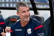 SYDNEY, NSW - JANUARY 18: Adelaide United Manager Marco Kurz at the Hyundai A-League Round 14 soccer match between Western Sydney Wanderers and Adelaide United at ANZ Stadium in NSW, Australia 18 January 2019. Image by (Speed Media/Icon Sportswire)