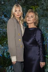 Elsa Hosk, Alberta Ferretti attend the Alberta Ferretti cruise collection fashion show held at Monaco Yacht Club, Monaco on May 18 , 2109. Photo by ABACAPRESS.COM